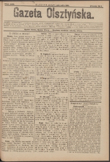 Gazeta Olsztyńska, 1896, nr 85