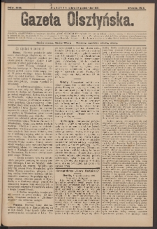 Gazeta Olsztyńska, 1896, nr 86