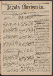 Gazeta Olsztyńska, 1896, nr 96
