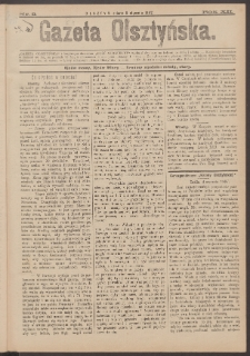 Gazeta Olsztyńska, 1897, nr 3