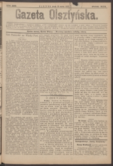 Gazeta Olsztyńska, 1897, nr 20