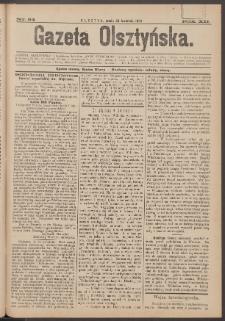 Gazeta Olsztyńska, 1897, nr 34