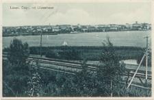 Lötzen, Ostpr., mit Löwentinsee