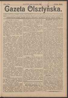 Gazeta Olsztyńska, 1897, nr 74