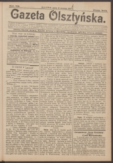 Gazeta Olsztyńska, 1897, nr 75