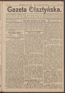 Gazeta Olsztyńska, 1897, nr 88