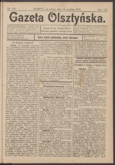 Gazeta Olsztyńska, 1897, nr 109
