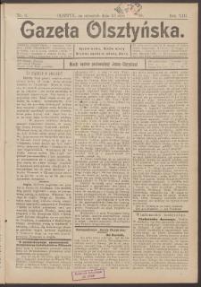 Gazeta Olsztyńska, 1898, nr 6