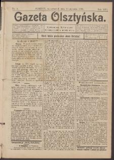Gazeta Olsztyńska, 1898, nr 9