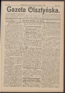 Gazeta Olsztyńska, 1898, nr 14