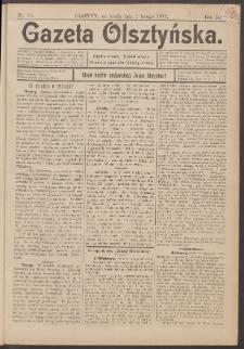 Gazeta Olsztyńska, 1898, nr 15
