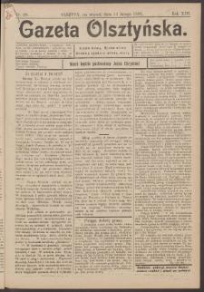 Gazeta Olsztyńska, 1898, nr 20