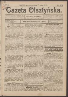 Gazeta Olsztyńska, 1898, nr 21