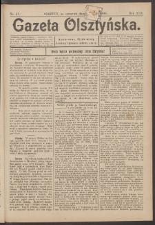 Gazeta Olsztyńska, 1898, nr 27