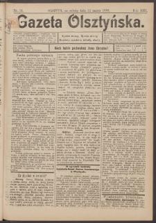 Gazeta Olsztyńska, 1898, nr 31
