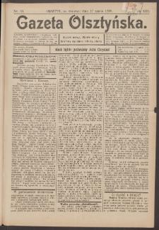 Gazeta Olsztyńska, 1898, nr 33