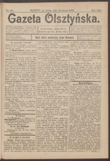 Gazeta Olsztyńska, 1898, nr 34