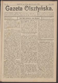 Gazeta Olsztyńska, 1898, nr 37
