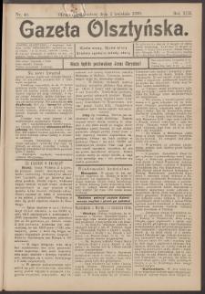 Gazeta Olsztyńska, 1898, nr 40