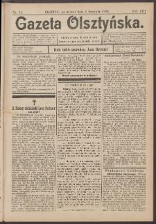 Gazeta Olsztyńska, 1898, nr 41