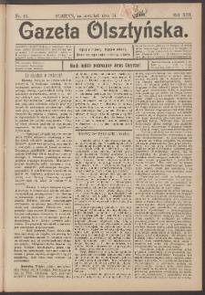 Gazeta Olsztyńska, 1898, nr 45