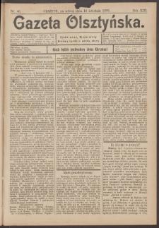 Gazeta Olsztyńska, 1898, nr 46