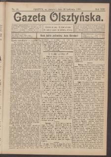 Gazeta Olsztyńska, 1898, nr 48