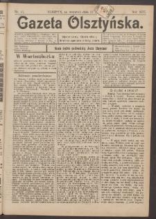 Gazeta Olsztyńska, 1898, nr 57