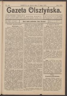 Gazeta Olsztyńska, 1898, nr 59
