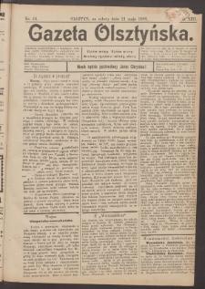 Gazeta Olsztyńska, 1898, nr 61