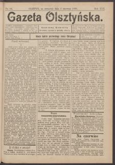 Gazeta Olsztyńska, 1898, nr 66
