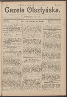 Gazeta Olsztyńska, 1898, nr 70