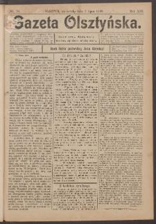 Gazeta Olsztyńska, 1898, nr 79
