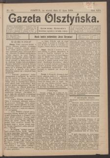 Gazeta Olsztyńska, 1898, nr 83