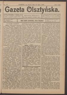 Gazeta Olsztyńska, 1898, nr 86