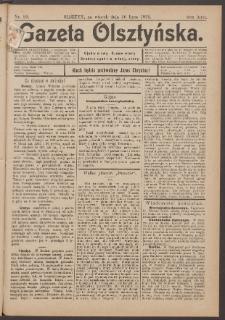 Gazeta Olsztyńska, 1898, nr 89