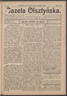 Gazeta Olsztyńska, 1898, nr 90