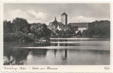 Ortelsburg, Ostpr. - Partie am Haussee. [1]
