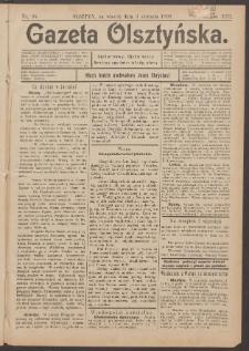 Gazeta Olsztyńska, 1898, nr 95