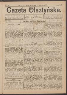 Gazeta Olsztyńska, 1898, nr 96