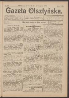 Gazeta Olsztyńska, 1898, nr 98