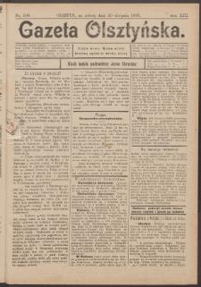 Gazeta Olsztyńska, 1898, nr 100