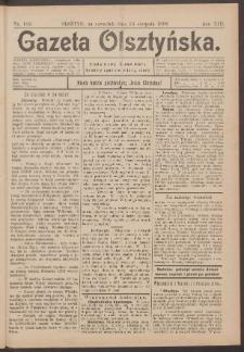 Gazeta Olsztyńska, 1898, nr 102
