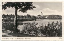 Ortelsburg, Ostpr. - Partie am Haussee. [2]