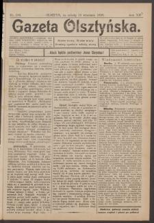 Gazeta Olsztyńska, 1898, nr 109