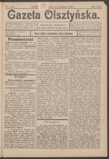 Gazeta Olsztyńska, 1898, nr 116