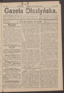 Gazeta Olsztyńska, 1898, nr 117