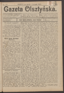 Gazeta Olsztyńska, 1898, nr 131