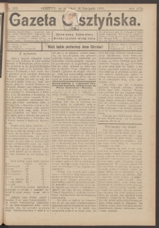 Gazeta Olsztyńska, 1898, nr 135