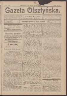 Gazeta Olsztyńska, 1898, nr 156